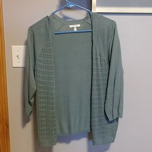 Maurices Short sleeve cardigan